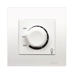 Dimmer đèn Vivace KB31RD400-WE